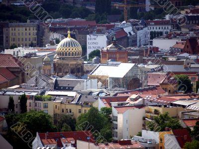 Berlin-Synagogue-eye view