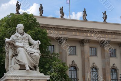 Humboldt-University in Berlin