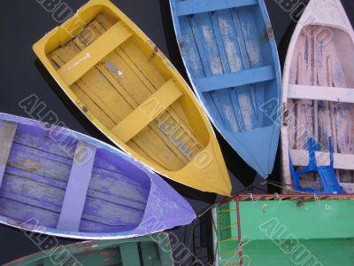 Boats in Tabasco MX