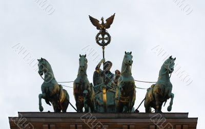 Branderburg gate,Berlin