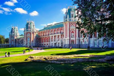 Grand Tsaritsyno Palace