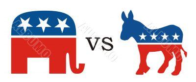 republican vs democratic