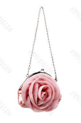 pink ladies small pouch