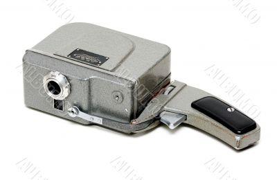 the old manual camera