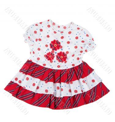 children`s cotton dress