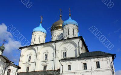 Domes of Spaso-Preobrazhensky Cathedral