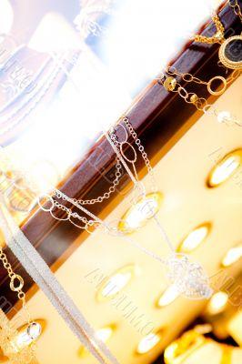 Jewels showcase