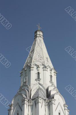 Ascension Church in   Kolomenskoye (Moscow). Detail