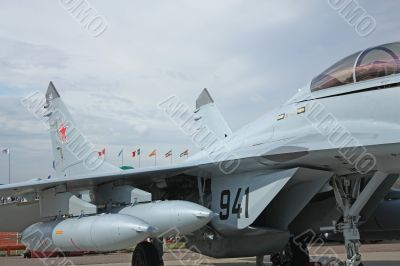 Armaments of the military aircraft