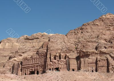 The lost city of Petra