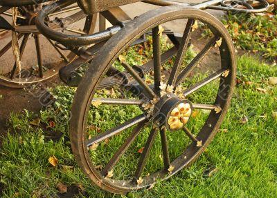 Wheel of Coach