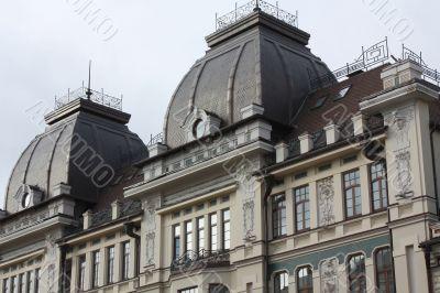 The historic building of Kazan
