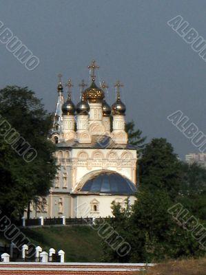 Church of the Transfiguration in Ryazan