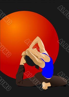 Vector gymnast