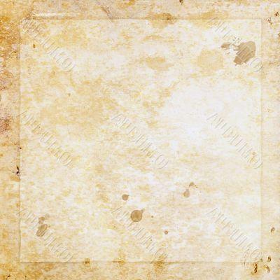 Retro paper textured background