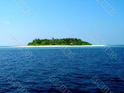 Whole Island And Beach Hut