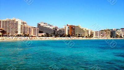 Stunning Spanish Coastline