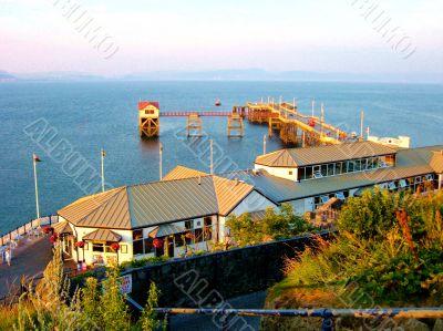 Picturesque Pier