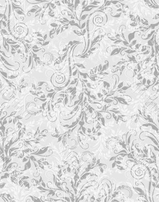 Elegant decorative floral seamless EPS10 pattern