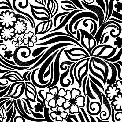 Excellent floral background