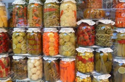 Middle Eastern Pickles Culture