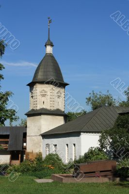 Tower of the Andronicus Monastery