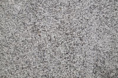 Closeup of grey granite texture