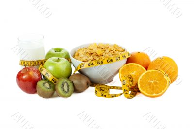 nutritious foods and drink