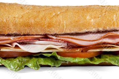 macro submarine sandwich