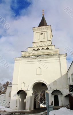 Holy Gates of the Nicholas Ugreshsky Monastery