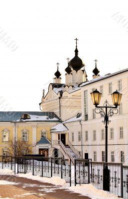 Kazan church of the Nicholas Ugreshsky Monastery