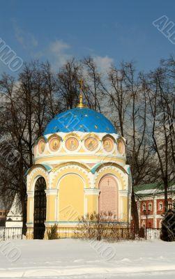 St. Nicholas chapel of the Nicholas Ugreshsky Monastery
