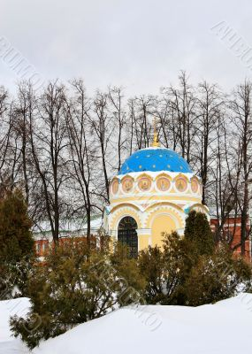 Chapel of the Nicholas Ugreshsky Ugreshsky Monastery