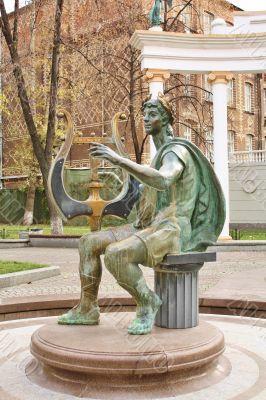 Fountain `Apollo`