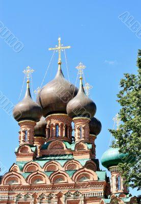 Churches domes