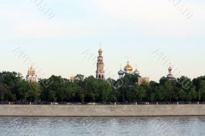 Towers of the Novodevichy Convent