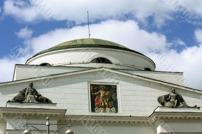 Building of the mid-twentieth century