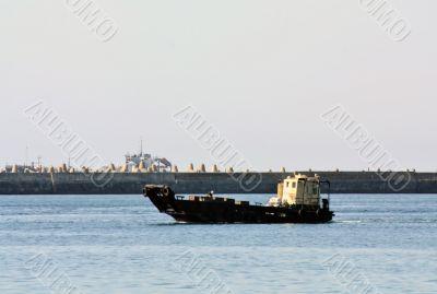 Marine small boat