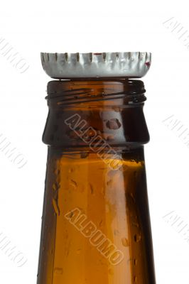 bottle with cap