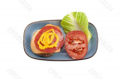 burger ingredientsf