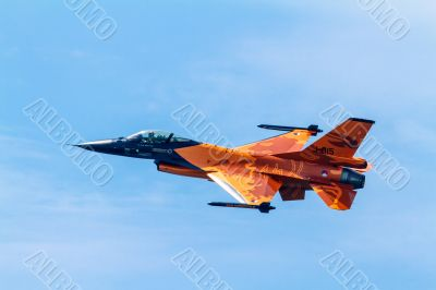 Aircraft F-16 Demo Team