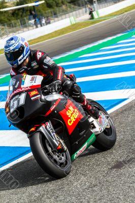 Michelle Pirro pilot of MotoGP