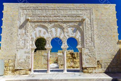 Entrance of Yafar`s house