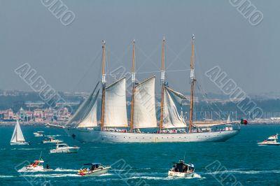 Ship Santa Maria Manuela
