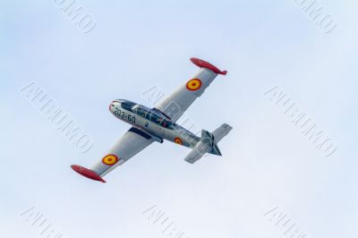 Aircraft HA-200 Saeta