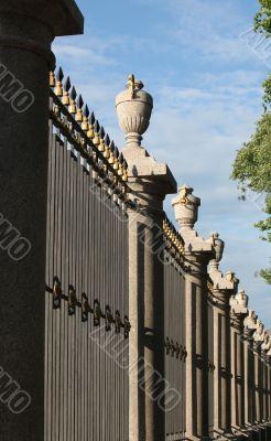 palace fence