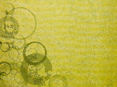 yellow green wallpaper