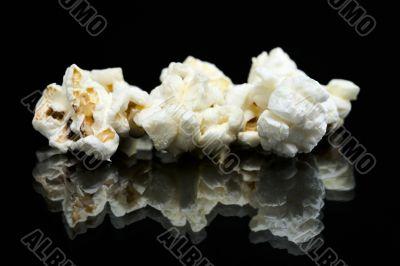 three popcorn