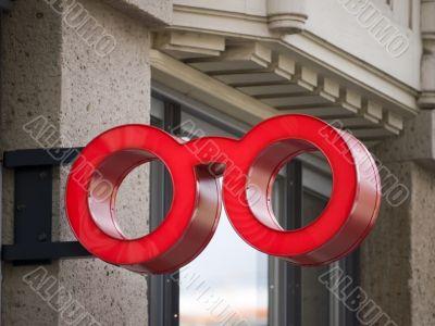 Glasses-Advertising-red