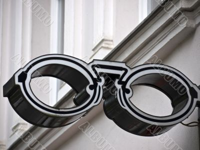Glasses-Advertising